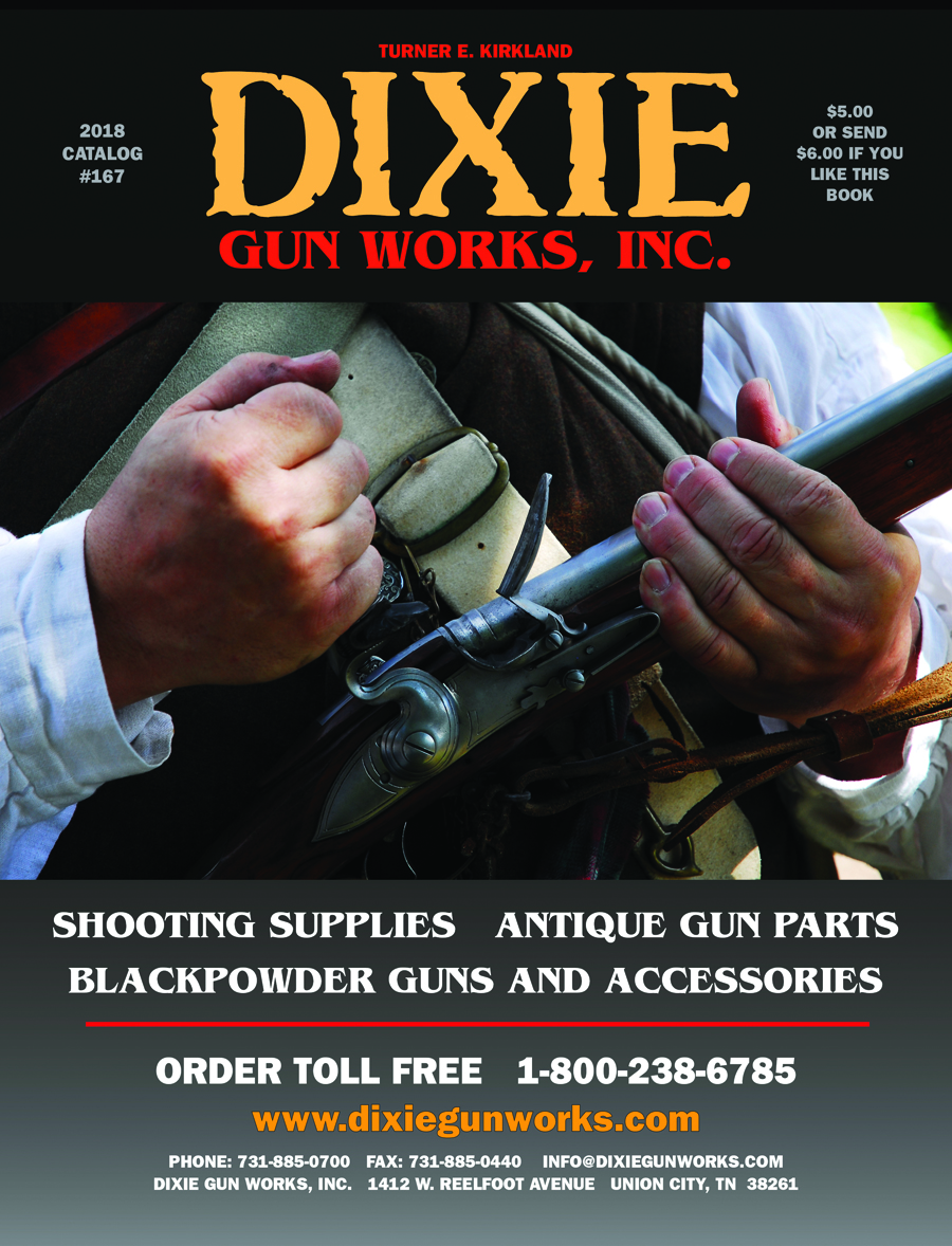 PC0167 2018 Dixie Gun Works Catalog