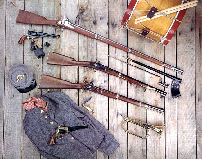 Dixie Gun Works muzzleloading, blackpowder and rare antique