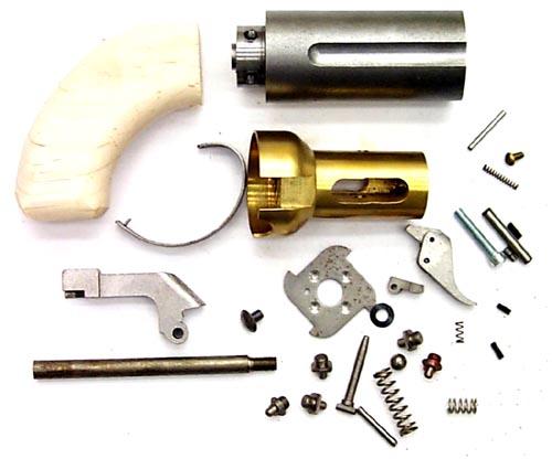 PH1400 Classic Arms Ethan Allen Pepperbox Pistol Kit