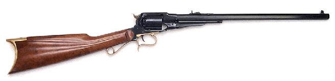 PR0338 Remington Revolving Carbine  44