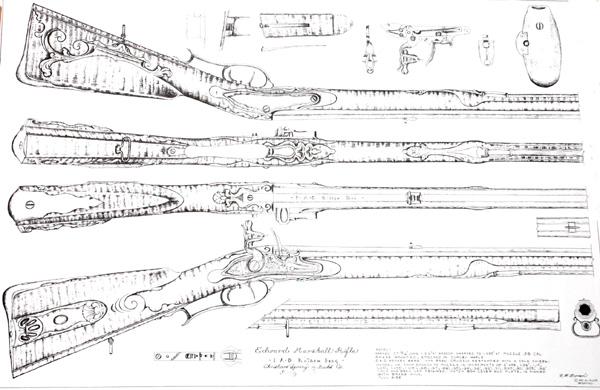 Pt1076 edward marshall rifle blueprint malvernweather Images