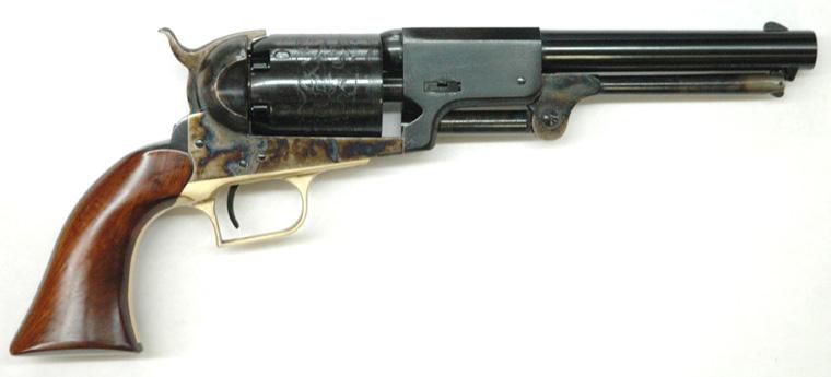 Rh0307 Whitneyville Dragoon Revolver